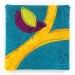 Branch & Bird Small Art Quilt Series