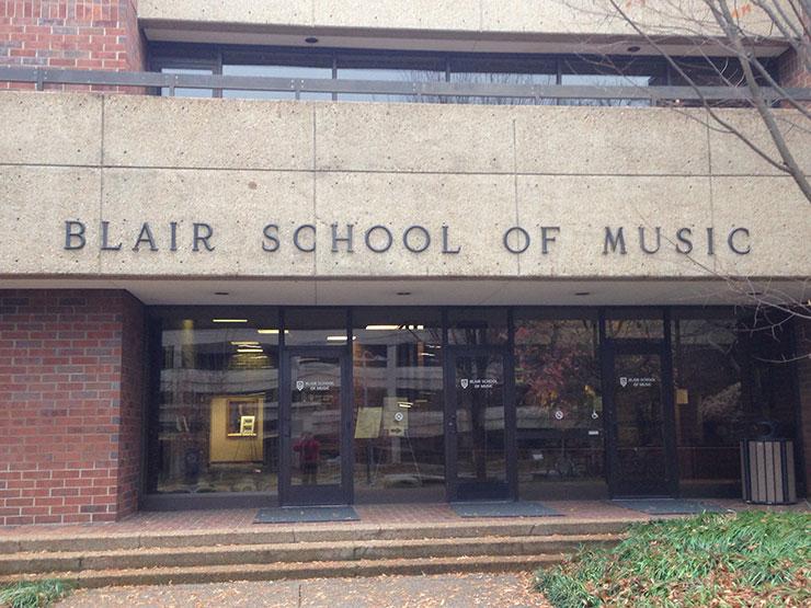 """College Auditions Part One: Vanderbilt"""