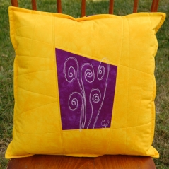 gold-plum-fiddlehead-botanical-sketch-pillow-2