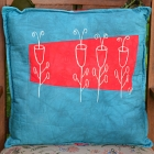 teal-red-alien-crocus-botanical-sketch-pillow