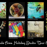 This Weekend: Redlands Area Artists' Studio Tour!