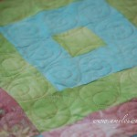 Washing Quilts made with Hand Dyed Fabrics