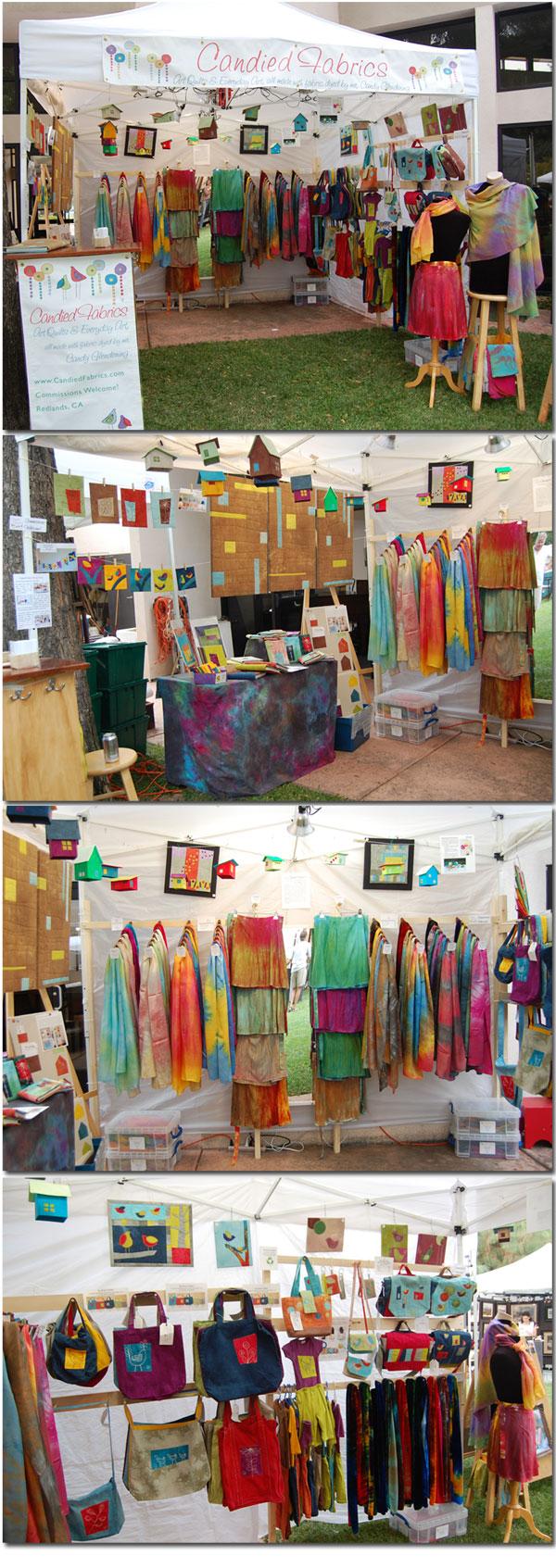 art show, craft fair, textile art