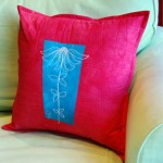 A New Idea for a Quilted Pillow