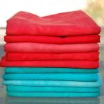Organic Fabric Test #2