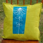 Botanical Sketch Pillows