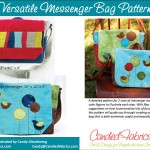 Introducing the Versatile Messenger Bag Pattern