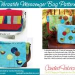 Introducing the Versatile Messenger Bag Pattern