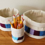 A Commissioned Set of Nesting Baskets