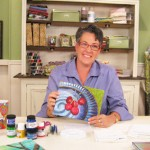 Dyeing to Stitch Blog Tour Day 2 | Susan Brubaker Knapp from Blue Moon River