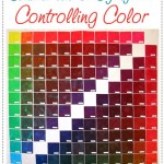 Introducing My First E-course | Dyeing 101: Controlling Color