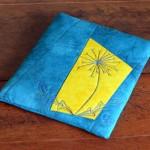 2 Custom iPad Envelopes for Dandelion Lovers