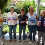 Patio Dyeing Class
