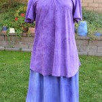 A Few Commissions for Hand Dyed Clothes