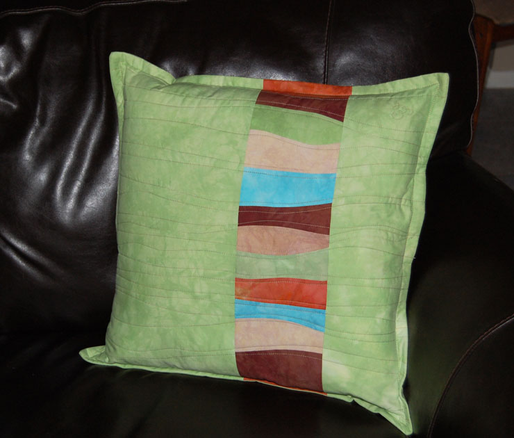 Sketchy-stripe-pillow