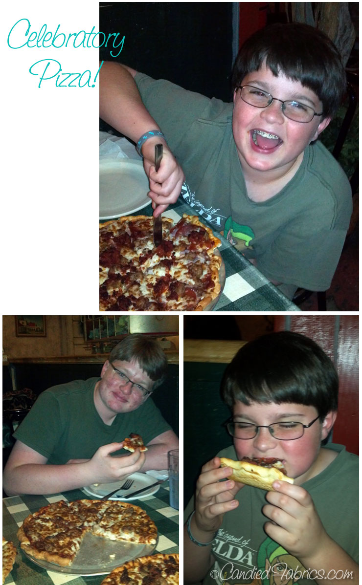 Celebratory-pizza