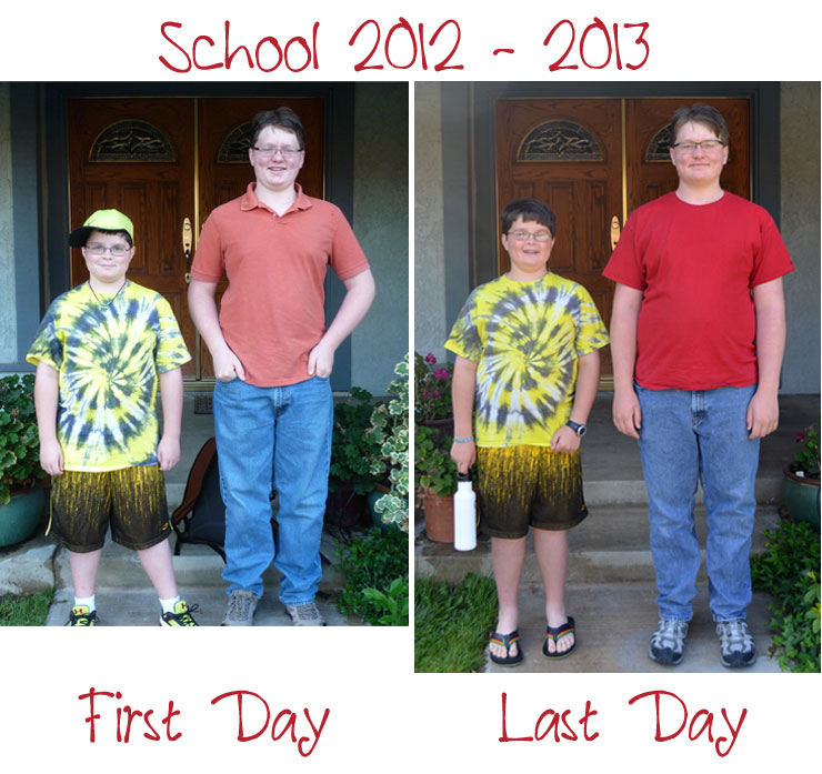 First-day-last-day