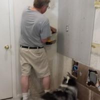 Our Kitchen Reno | Electric Work