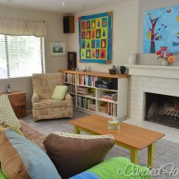 Our Kitchen Reno | The Family Room is Painted!