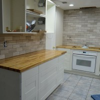 Our Kitchen Reno | Tiling Tweaks and Toekicks Too!