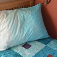 Dyeing with Kids | An Ombre Dyed Pillowcase Tutorial for Sew Mama Sew