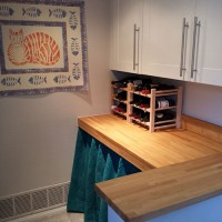 Our Kitchen Reno | The Wet Bar revamped