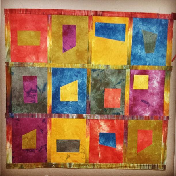 Autumn-Splendor-Art-Quilt-Process