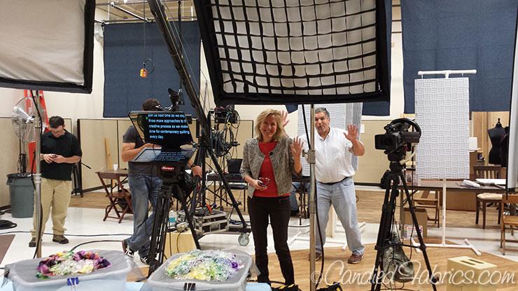 Candy-Glendening-QATV-13-Filming51