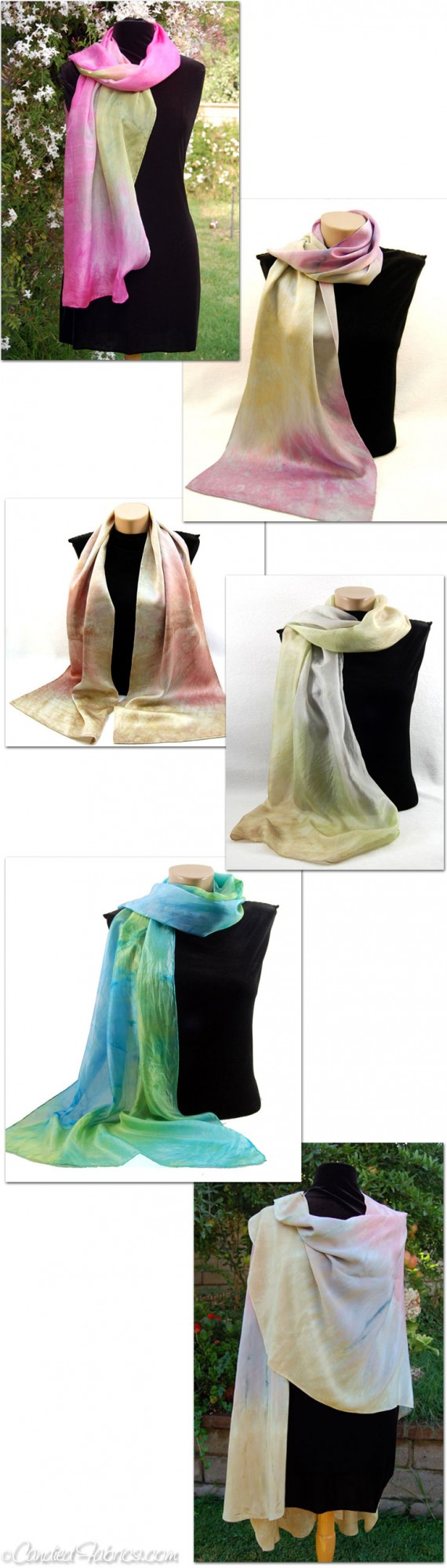 Spring-scarves
