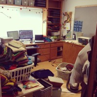 Studio Snapshot | Deep Clean and Organization in Process!!!