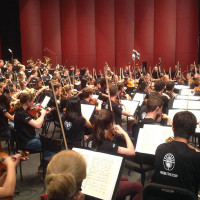 Postcard from New York: NYO-USA Rehearsals