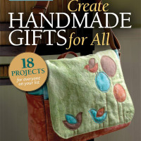 My New E-book! Create Handmade Gifts for All