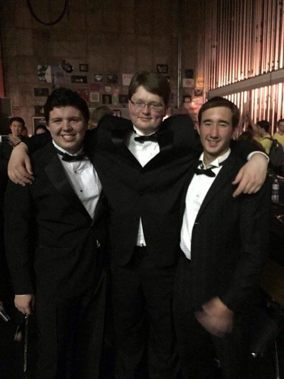 all state trombones 15
