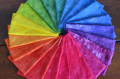 Dyeing with Fiber Reactive Dyes in an Earth Friendly Manner