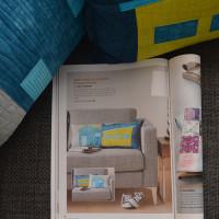 Modern Patchwork Spring 2015 | My Mid Century Modern House Pillows