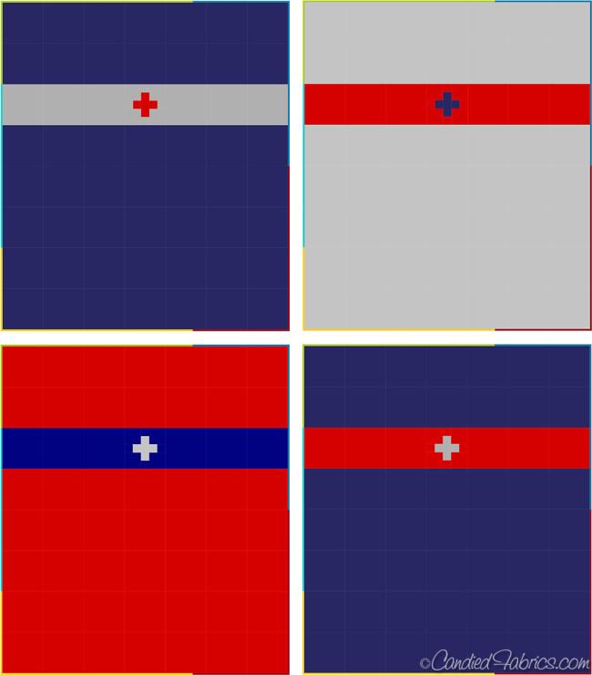 Swiss-Cross-Back-Options