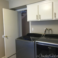 Update | My Laundry Room Re-do