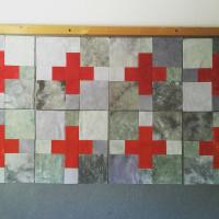 7 | Scrappy Swiss Cross Quilt Update