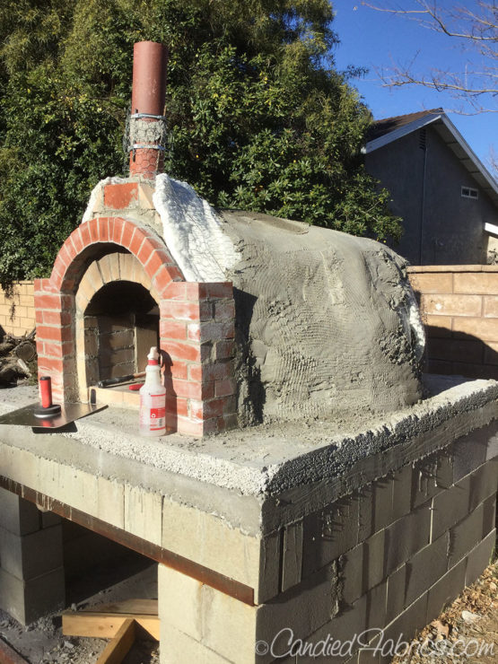 13-Brick-PIzza-Oven-Stucco-start-03