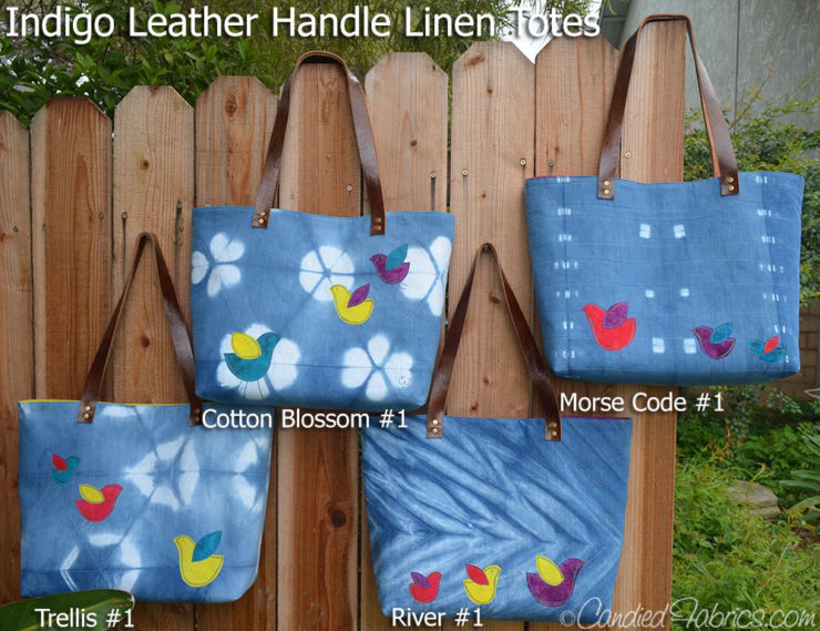 Indigo-Leather-Handle-Linen-Tote-16-May-Group