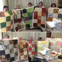 Fun Times with the Wandering Foot Quilt Guild