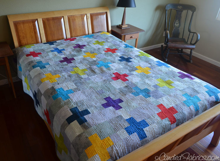 Scrappy-Swiss-Cross-Quilt-Prewashing-06