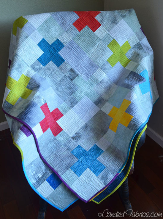 Scrappy-Swiss-Cross-Quilt-Prewashing-19