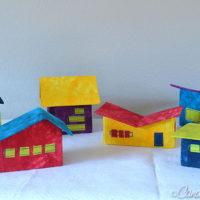 Upcoming Mod House Ornament & Holiday Row House Class