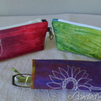 Commission Complete | Custom Sunglasses Cases