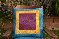 A New FMQ Pillow Designed