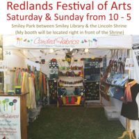 Redlands Festival of Arts | This Weekend!