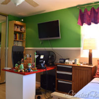 Logan's Colorful Room Repaint is Complete!
