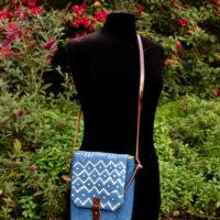 Cross Body Leather Strap Bag Design Complete!