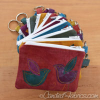 Tadah! 10 New Birdie Zip Wallets